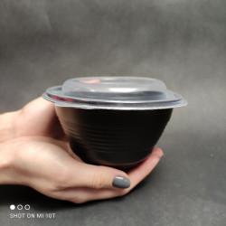Супниця з чорним дном, 350 мл